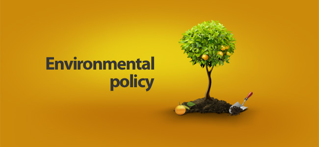 Auris Noble enviroment policy